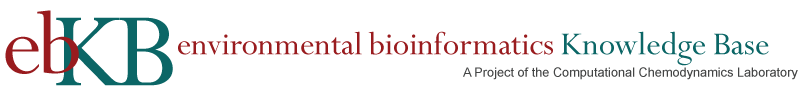 Environmental Bioinformatics Knowledge Base